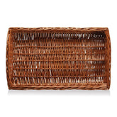 Wicker Basket Rectangular 520x320x70 mm