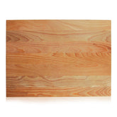 Cutting Board Beech Wood 450x350x20 mm
