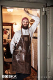 Mr. Smith Apron Brown