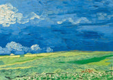 Boska Cheese Slicer Van Gogh - Wheatfield under Thunderclouds