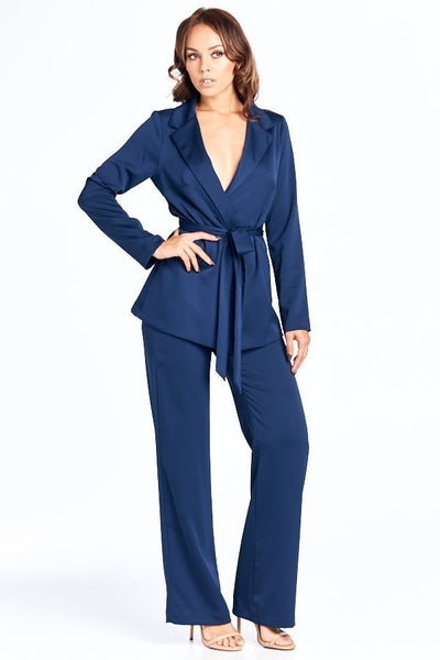 RENEE TWO PIECE PANTS SUIT, PARTY DRESS, AG Studio, darling-glam-co