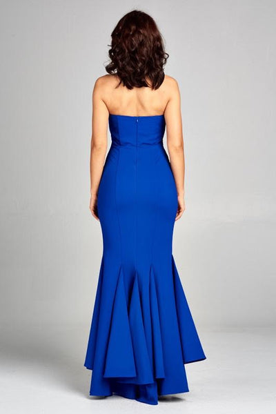 HILLARY COCKTAIL NAVY  DRESS, Cocktail, AG Studio, darling-glam-co