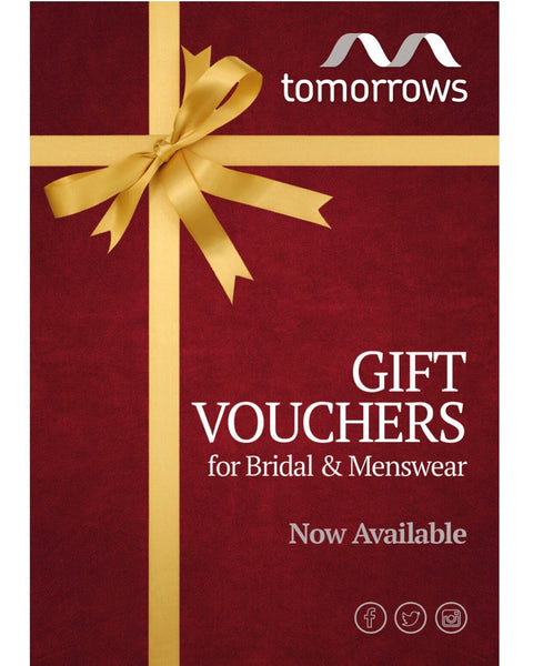 Tomorrows Bridal & Menswear Gift Card