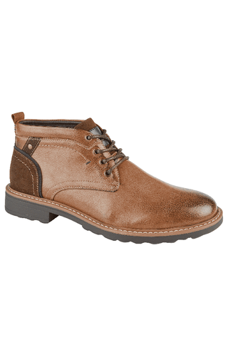 Hutton Tan Boot