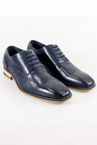 Fabian Navy Formal Shoes