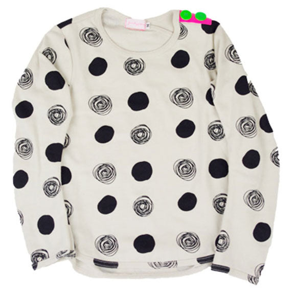 franky-grow-long-sleeve-shirt-beige-with-black-dots