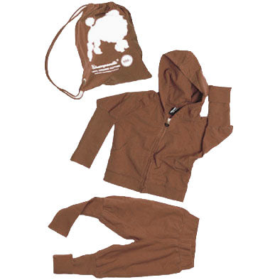 Shampoodle Pepper tracksuit - Brown