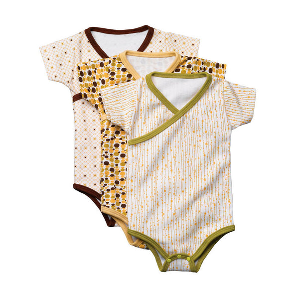 Petunia Pickle Bottom onesies - Set