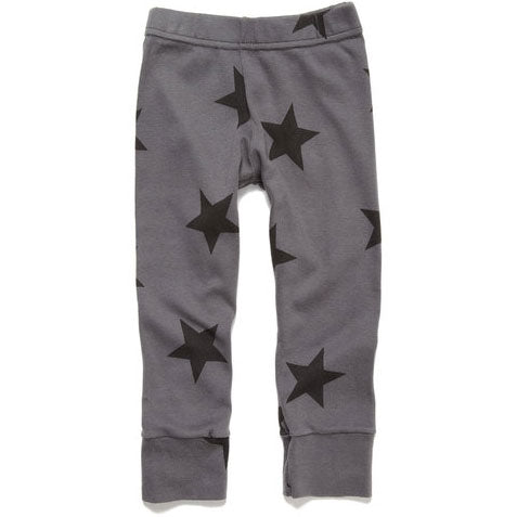 Nununu leggings stars - Dark Grey