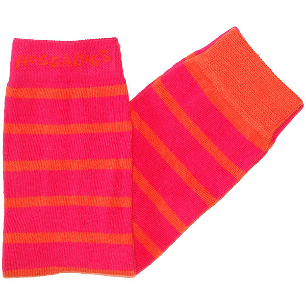 Huggalugs leg and arm huggers 0-6 years - fuchsia-orange