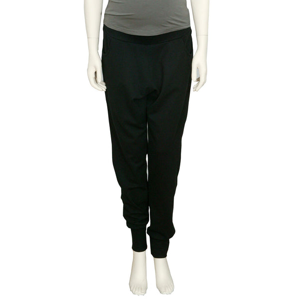 Mamaka AllDay Maternity Pants - Black