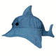 Happyeti sharky hat