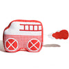 Esthex music box car charlie - Red - MAMAKA Shop