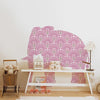 Inke handmade wallpaper Animals Safari - Elephant 030 - Left - MAMAKA Shop