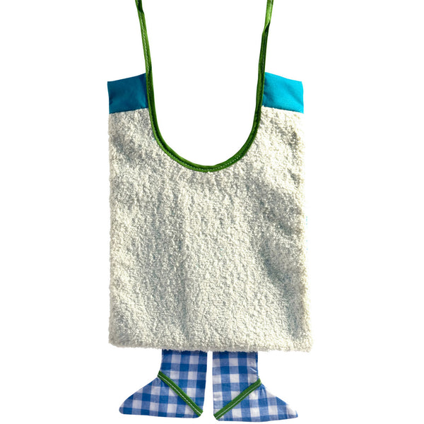 Esthex bib - Blue - MAMAKA Shop