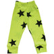 Nununu leggings star - Yellow