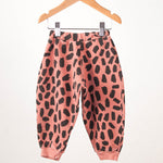 Bobo Choses Leopard Pants - Red