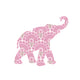 Inke handmade wallpaper Animals Safari - Baby Elephant 030 - Right