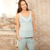 Amoralia Lace Trim maternity camisole & PJ set - MAMAKA Shop