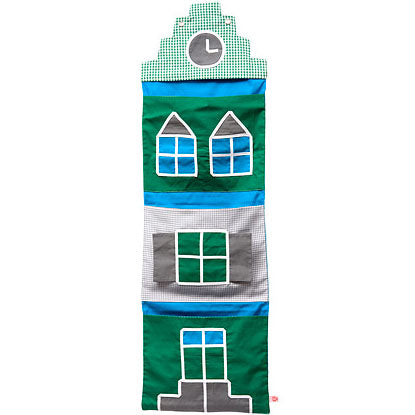Esthex storage bag dutch house - Green Blue - MAMAKA Shop