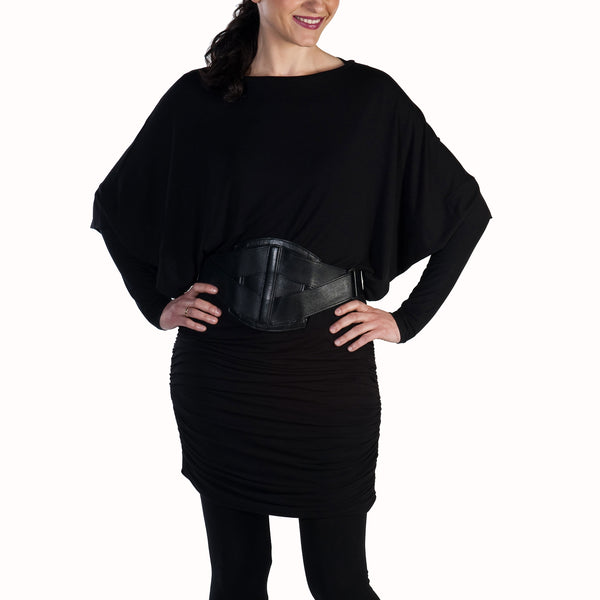 Mamaka Uma dress - Black - MAMAKA Shop