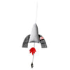 Esthex dummy holder rocket - Red - MAMAKA Shop