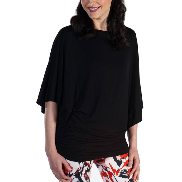 Mamaka Uma nursing top - Black