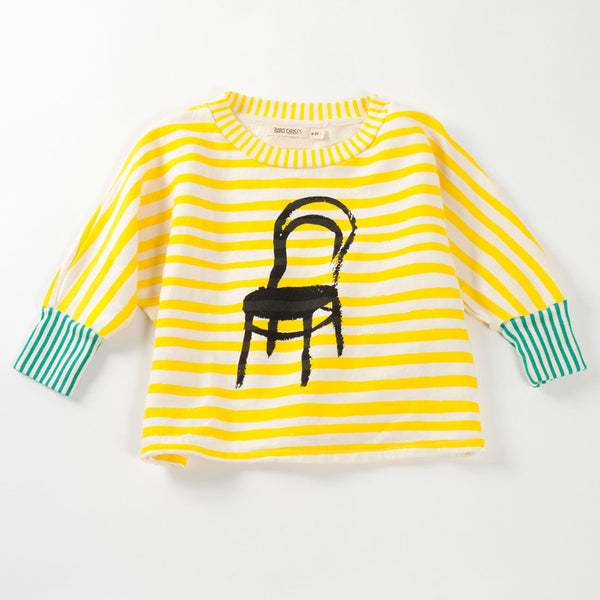Bobo Choses loose sweatshirt Thonet - MAMAKA Shop