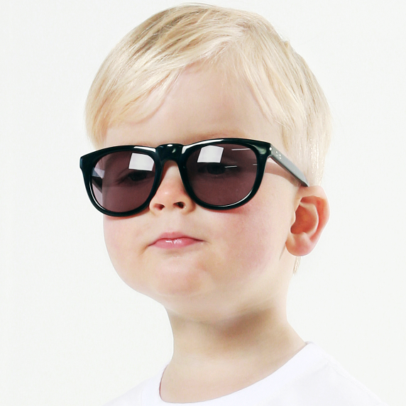 Sons + Daughters sunglasses Bobby - Black