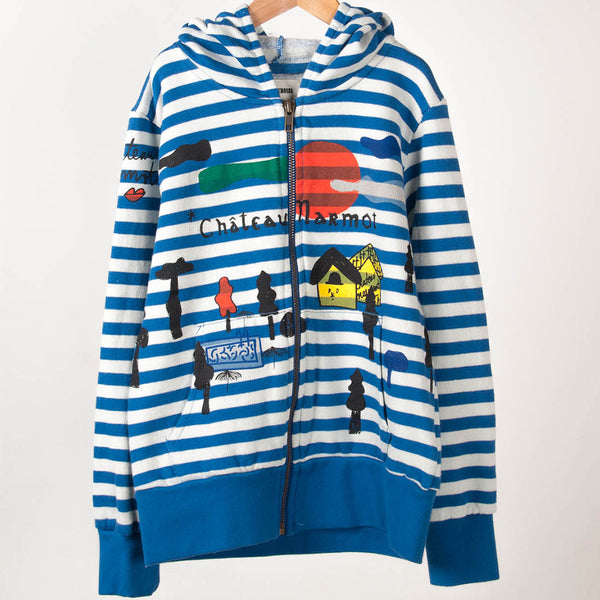 Bobo Choses Chateau Hooded Sweatshirt - MAMAKA Shop