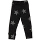 Nununu leggings star - Black