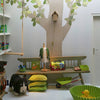 Inke handmade wallpaper Tree #1 - May 074 - MAMAKA Shop