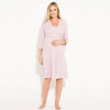 Amoralia Love From maternity nightdress - MAMAKA Shop