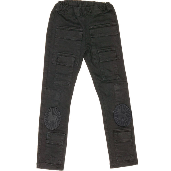 Shampoodle pocket pants - Black
