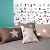 iDraw wallpaper Murmures Au Mur by Jose Parrondo - MAMAKA Shop