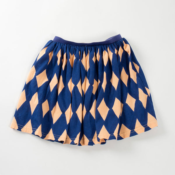 Bobo Choses Diamonds Jersey Skirt - MAMAKA Shop