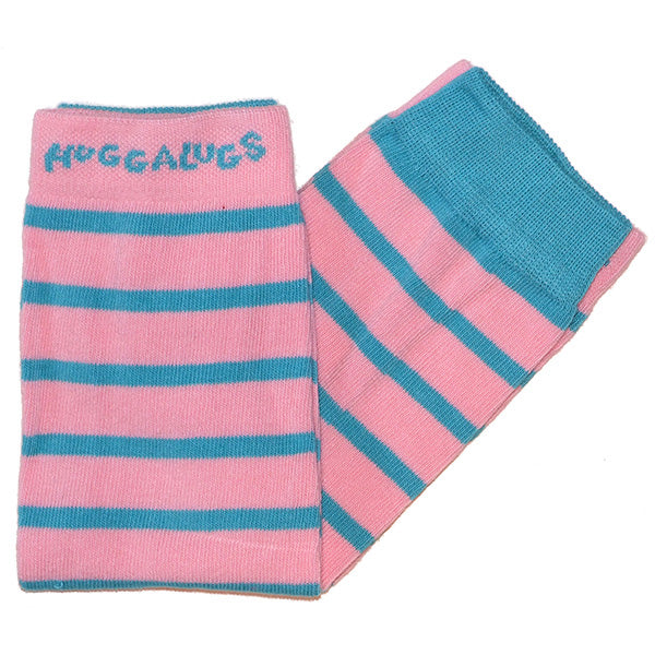 Huggalugs leg and arm huggers 0-6 years - pink-blue - MAMAKA Shop