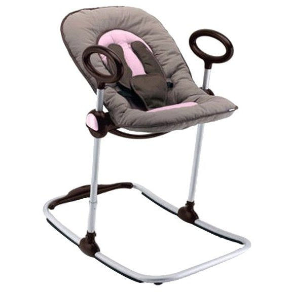 Beaba transat up & down baby bouncer - Chocolate Rose
