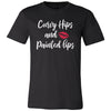 Curvy Hips and Painted Lips - Bella & Canvas - O-neck Unisex Short Sleeve Jersey Tee - 12 Colors Available Plus Size XS-4XL - MADE IN THE USA