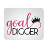 Goal Digger Crown - COMPUTER OFFICE MOUSEPAD