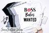 BOSS Babes Wanted Lips - O-neck Unisex Short Sleeve Jersey Tee - 12 Colors Available Plus Size XS-4XL - MADE IN THE USA