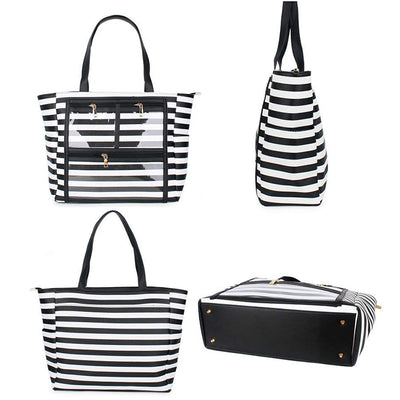 WOW Display Bag - Blue|Black|Lips|Leopard|Stripe