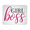 Girl Boss - COMPUTER OFFICE MOUSEPAD