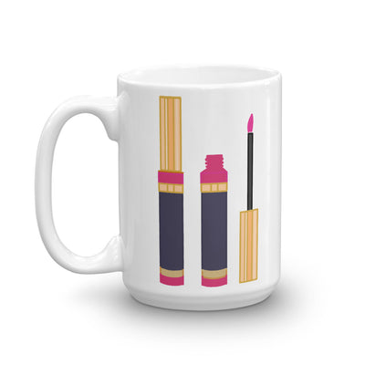 Lipsense product Tube/Wand Coffee Cup Mug 11oz | 15 oz