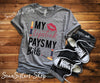 My Lipstick Pays My Bills LIPSENSE - Bella & Canvas - O-neck Unisex Short Sleeve Jersey Tee - 12 Colors Available Plus Size XS-4XL - MADE IN THE USA