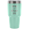 My Lipstick pays my Bills - 30 oz Engraved / Etched Stainless Steel Tumbler Travel Mug | Hot or Cold | 7 Colors Available