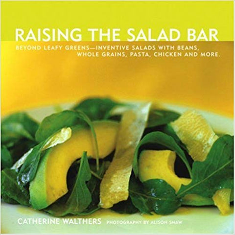 Healthy Holiday Gift Ideas: Raising the Salad Bar Cookbook