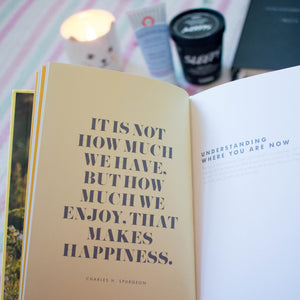 Chloe's Self-Care Favourites: January & Happiness Journals
