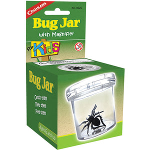 Bug Jar with Magnifier