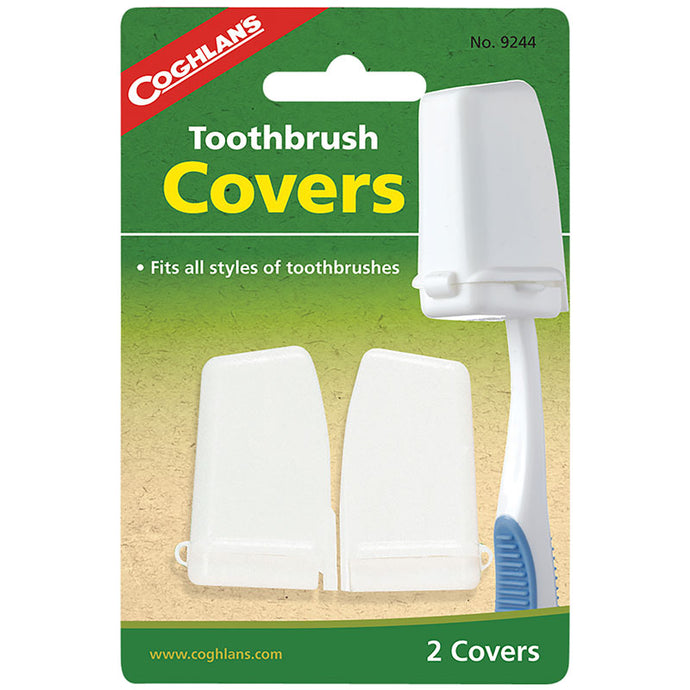 Toothbrush Covers - pkg of 2